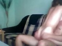 Tiny legal age teenager cant live without riding her boyfriends hard knob video on StupidCams