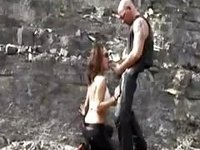 Leather Angels - bostero video on StupidCams