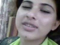 Adorable Pakistani amateur anal kisses her fashionable spouse video on StupidCams