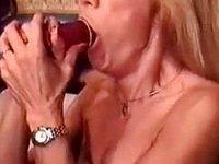 45yr mature deepthroat queen video on StupidCams