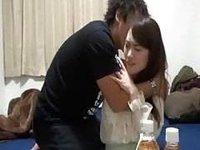 Nampa Tsurekomi Hidden Camera 112 Mirei 22-year-old family restaurant waiter video on StupidCams