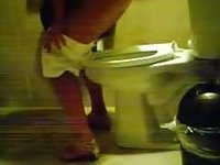 Hidden Cam Captures Women on the Toilet video on StupidCams