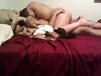 chubby teen hispanic doll gets hammered video on StupidCams