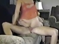 Vintage nympho old women fucking home sextape video on StupidCams