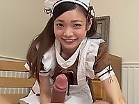 My real live maid doll #12 - Submissive cutie video on StupidCams