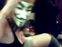 Sexy stickam hardcore amateur sex video on StupidCams