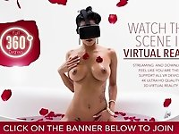 VR PORN-Silvia Dellai TEASE YOU BACK TO REALITY video on StupidCams