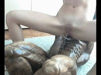webcam amateur statue pee piss video on StupidCams