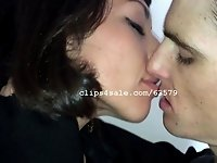 Jimi and Natalia Kissing Video 1 video on StupidCams