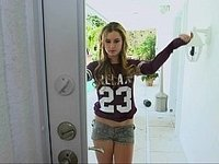Amateur teen webcam collection video on StupidCams