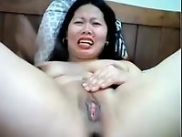 Spank with pained expression.avi video on StupidCams