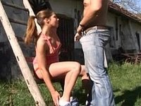 Hot country girl video on StupidCams