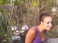 Amature Facials 001 video on StupidCams